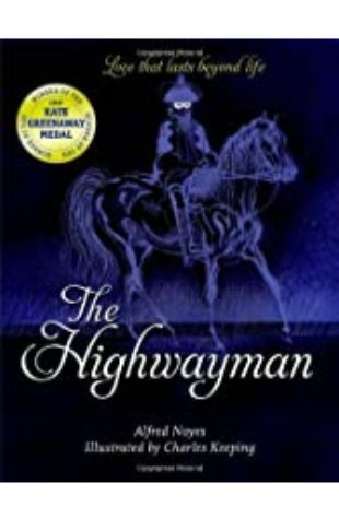 The Highwayman by Charles Keeping