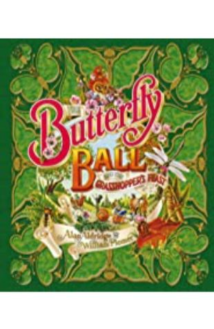 The Butterfly Ball and the Grasshopper's Feast by Alan Aldridge and William Plomer