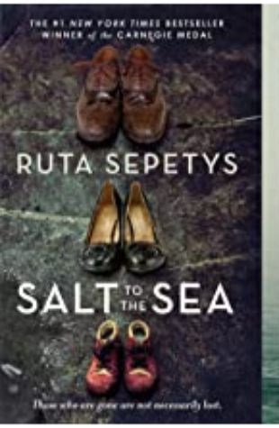 Salt to the Sea by Jorjeana Marie, Will Damron, Cassandra Morris, and Michael Crouch