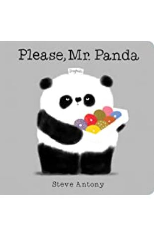 Please, Mr. Panda Steve Anthony