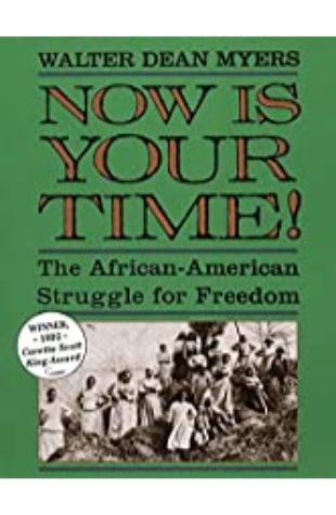 Now is Your Time: The African American Struggle for Freedom by Walter Dean Myers