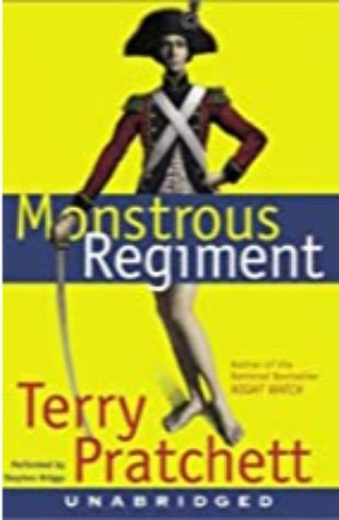 Monstrous Regiment: Discworld #31 by Terry Pratchett