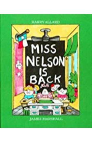 Miss Nelson Is Back Harry Allard