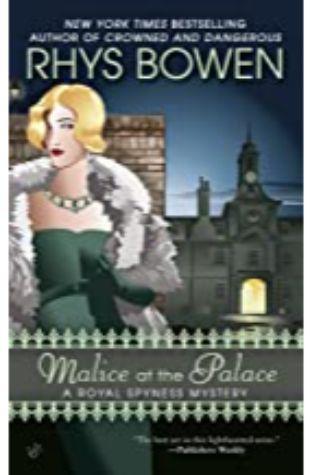Malice at the Palace Rhys Bowen