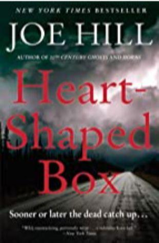 Joe Hill by Heart-Shaped Box