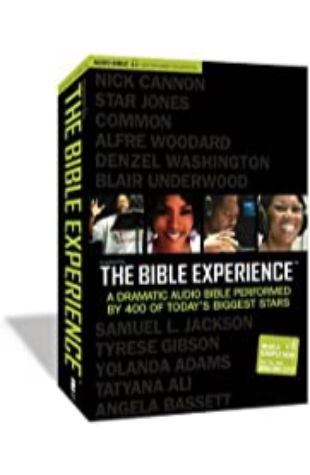 Inspired By...The Bible Experience (New Testament) by Media Group