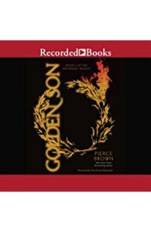 Golden Son: Book II of the Red Rising Trilogy Pierce Brown