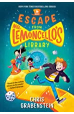 Escape From Mr. Lemoncello's Library by Chris Gabenstein