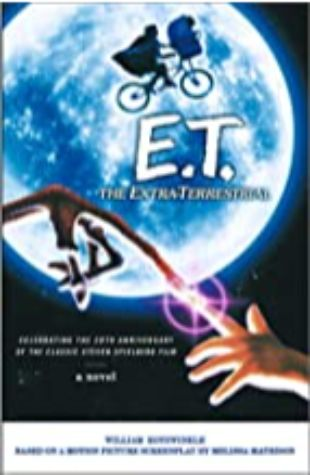 E.T. The Extra Terrestrial Storybook by William Kotzwinkle