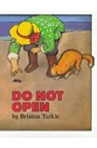 Do Not Open Brinton Turkle