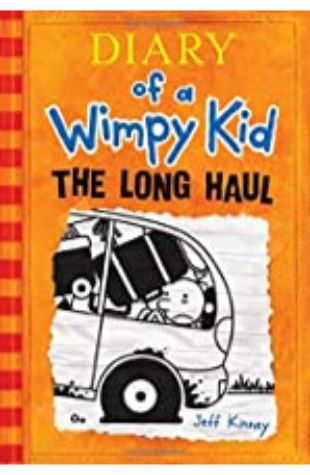 Diary of a Wimpy Kid: The Long Haul by Jeff Kinney