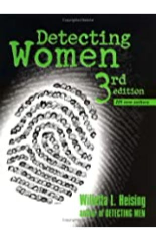 Detecting Women by Willetta Heising