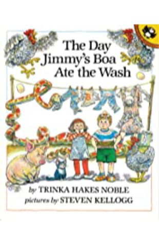 Day Jimmy's Boa Ate the Wash, The Trinka Noble