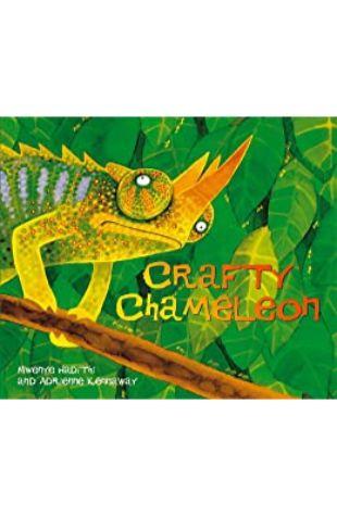 Crafty Chameleon by Adrienne Kennaway
