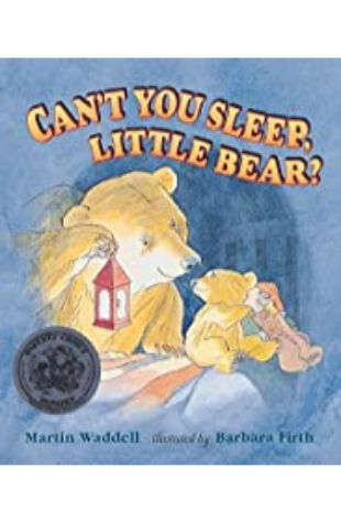 Can't You Sleep Little Bear? by Barbara Firth