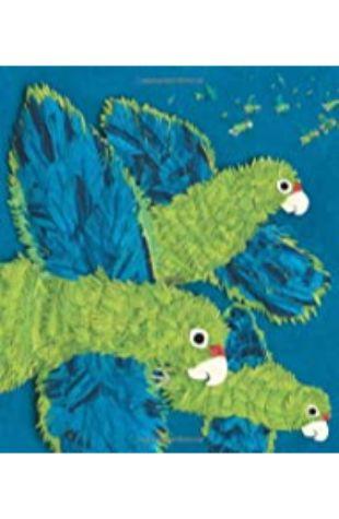 Parrots Over Puerto Rico by Cindy Trumbore