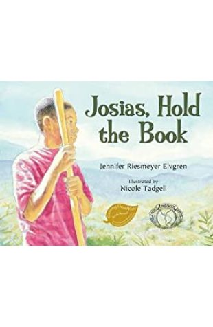 Josias, Hold the Book by Jennifer Elvgren