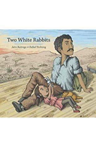 Two White Rabbits Jairo Buitrago