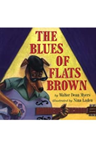 The Blues of Flats Brown by Walter Dean Myers