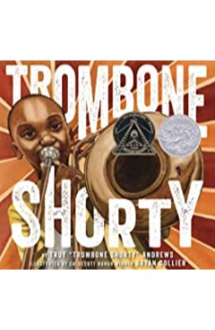 Trombone Shorty by Troy