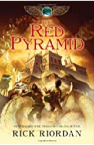 The Red Pyramid Rick Riordan