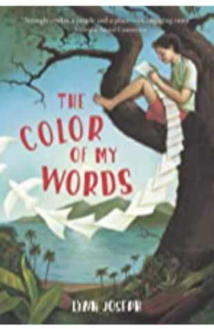 The Color of My Words by Lynn Joseph