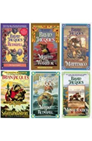 Redwall: Books 1, 2 & 3 by Brian Jacques
