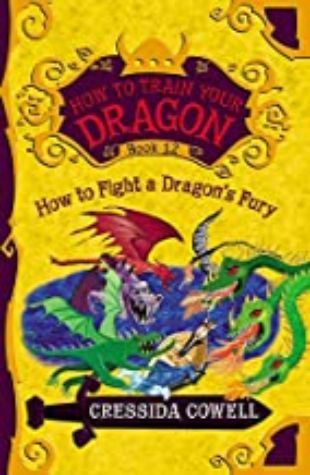 How to Train Your Dragon: How to Fight a Dragon's Fury by David Tennant